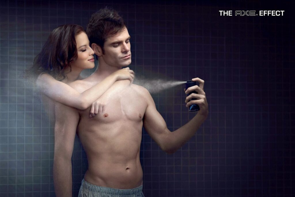 Sex Appeal in Ads