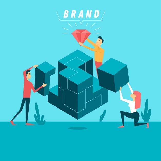 Steps of Branding